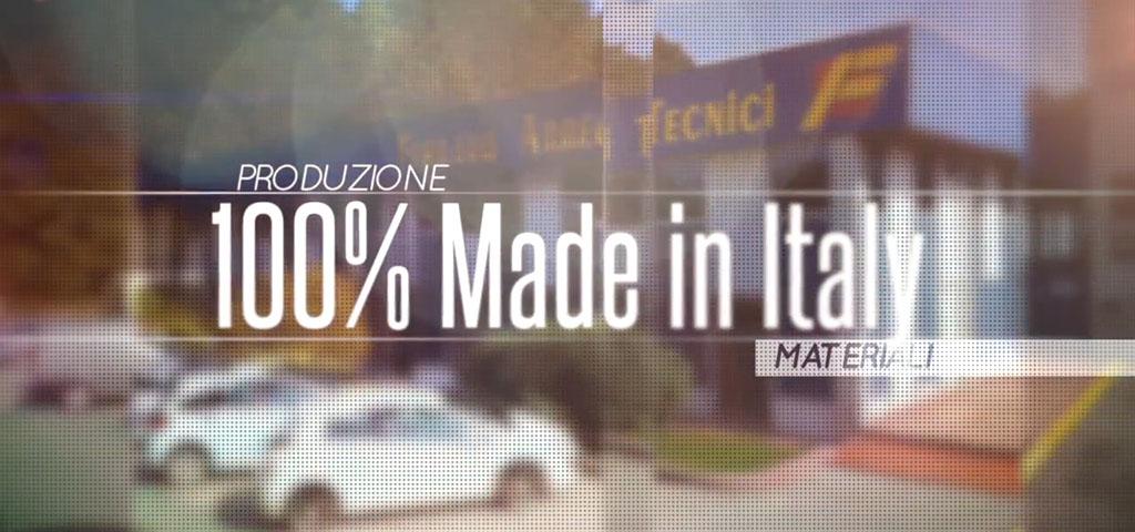 Ferraro Arredi Tecnici 100% Made in Italy