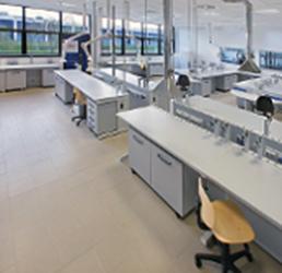 Banchi per laboratori ferraro arredi tecnici for Arredi tecnici laboratorio