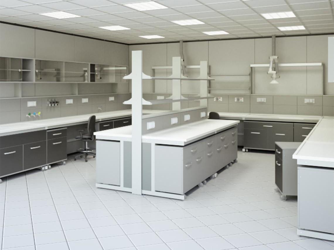 Banco Di Lavoro Per Laboratorio Chimico : Banchi per laboratori serie flexa u2013 ferraro arredi tecnici