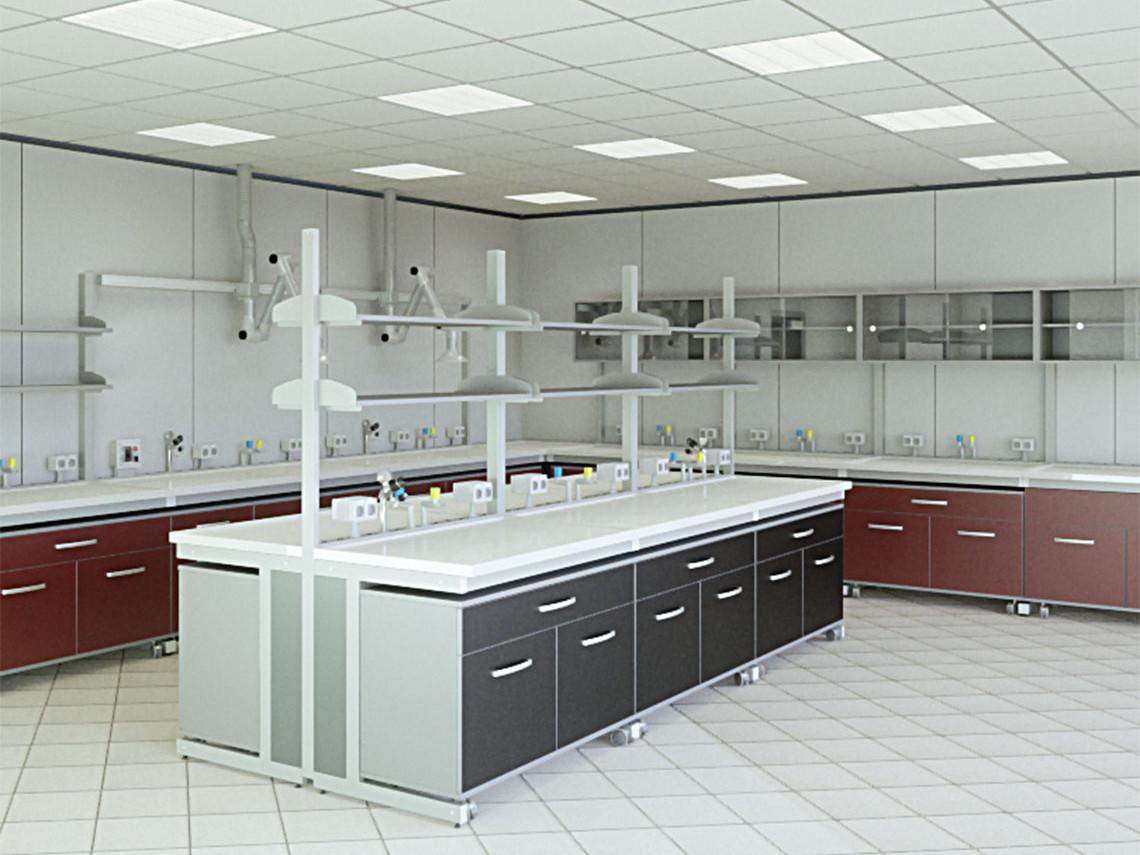 Banchi per laboratori serie easylab ferraro arredi tecnici for Arredi da laboratorio